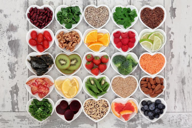 Lợi ích đối với sức khỏe của các thực phẩm giàu chất chống oxy hóa