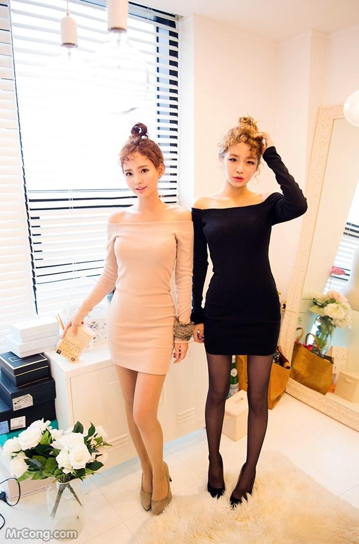 Người đẹp Min Kyung trong bộ ảnh thời trang tháng 9/2016 (18 ảnh)
