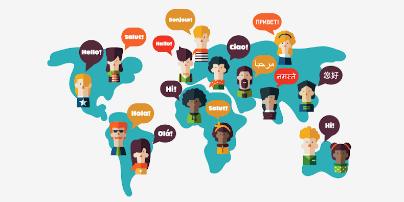 Learn Different Languages