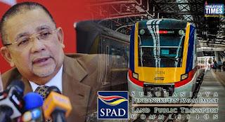 Isa Samad serah surat letak jawatan sebagai Pengerusi SPAD