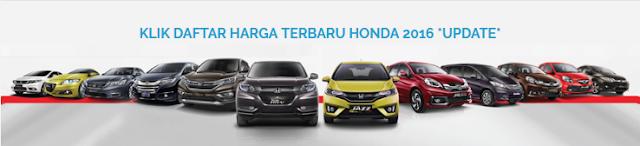 Kredit Mobil Honda Murah di Semarang