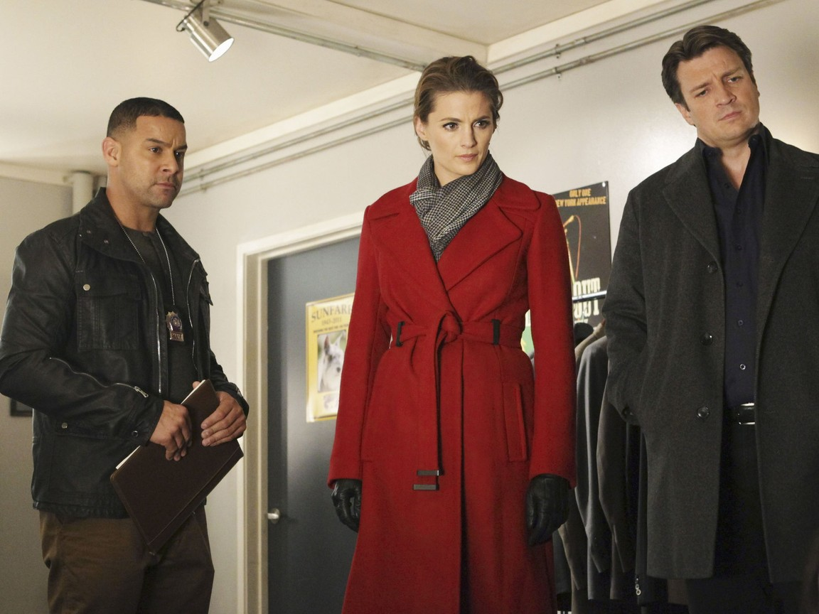 Castle - Season 4 Episode 13: An Embarrassment of Bitches