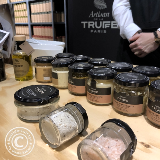 Artisan de la Truffe Formland Interior- & Designmesse Food & Props