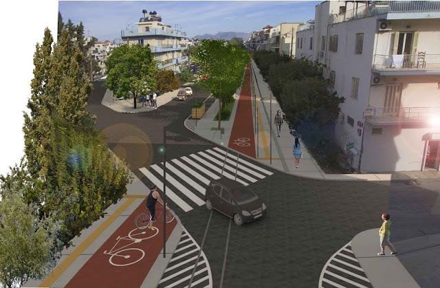 """2.600.000€ μέσω ΕΣΠΑ για """"Δράσεις αναβάθμισης του αστικού περιβάλλοντος"""" στην πόλη του Ναυπλίου"""