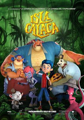 Isla Calaca [Latino]