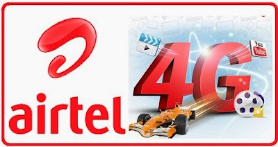 Airtel 4G: Enjoy super-fast, hassle-free Airtel 4G network at the cost of 3G