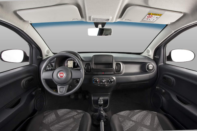 Fiat Mobi Easy On x Volkswagen Up!