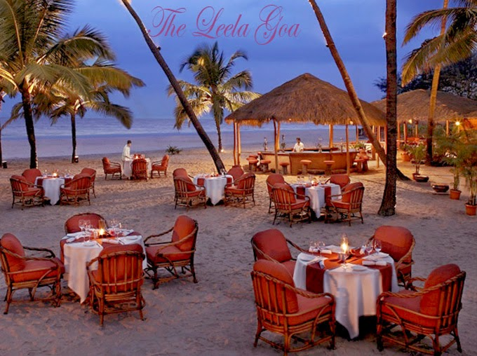 Susegado Restaurants The Leea Goa
