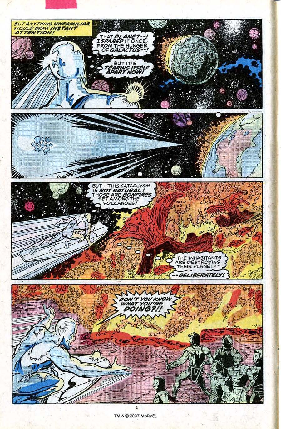 Read online Silver Surfer (1987) comic -  Issue #23 - 6
