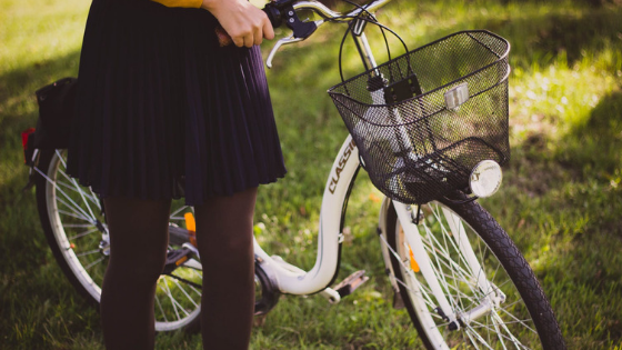 Investing in a Bicycle Could Make Inner City Living Easier / Blog Simplicity in Vogue / @ByAndreaB - wellness, wellbeing, lifestyle blog, why you should have a bicycle