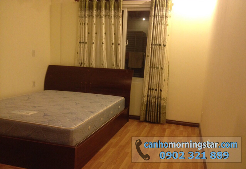 cho thuê căn hộ Morning Star quận Bình Thạnh 3PN - phòng ngủ