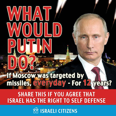 What would Putin do ?