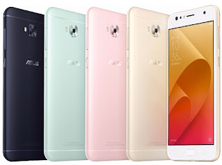 Asus Zenfone 4 Selfie Launched in India price starts at Rs 9,999