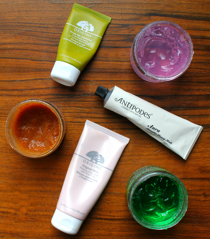 one little vice beauty blog: best face masks for combination skin