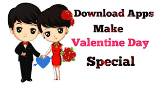 3 apps for a Great valentine day