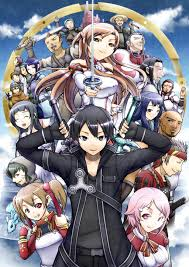 anime, movie, sword Art Online movie, kirito, sao