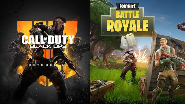 يوم واحد فقط هي المدة التي تطلبت لعبة Black Ops 4 من أجل إزاحة Fortnite، إليكم التفاصيل من هنا ..