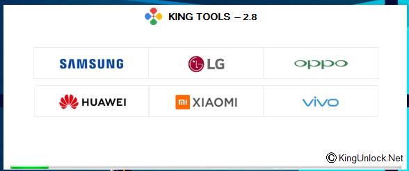 king tool 2 8 Exynos Support Unlock Oppo,Vivo,Xiaomi,LG Full Crack