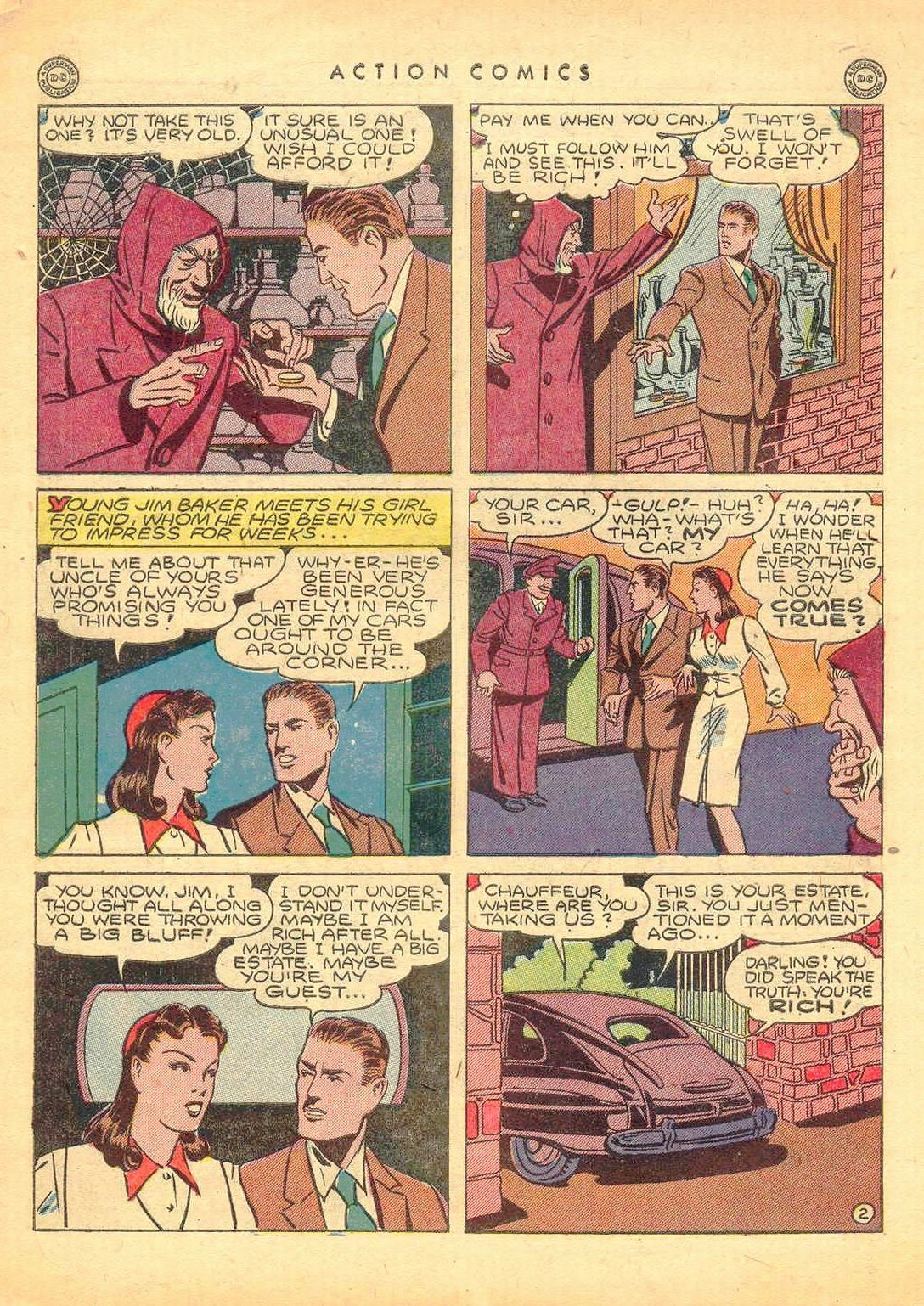 Action Comics (1938) 77 Page 42