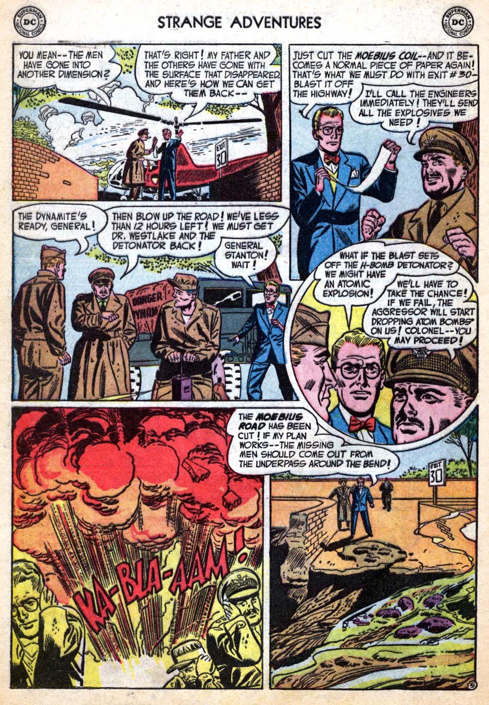 Strange Adventures (1950) issue 35 - Page 32