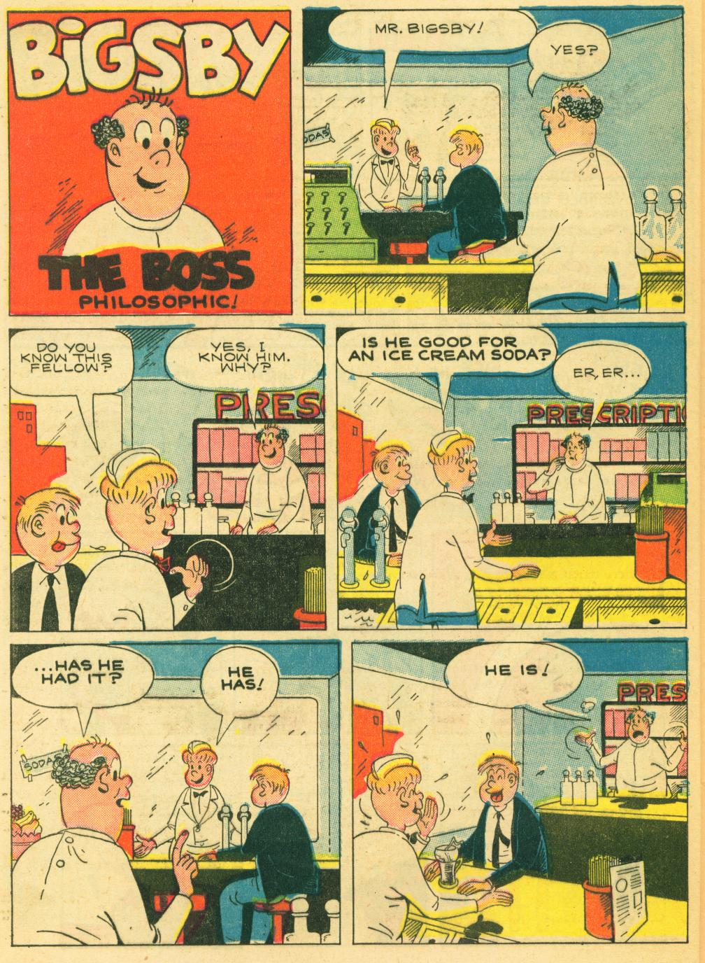 WHIZ Comics issue 119 - Page 36
