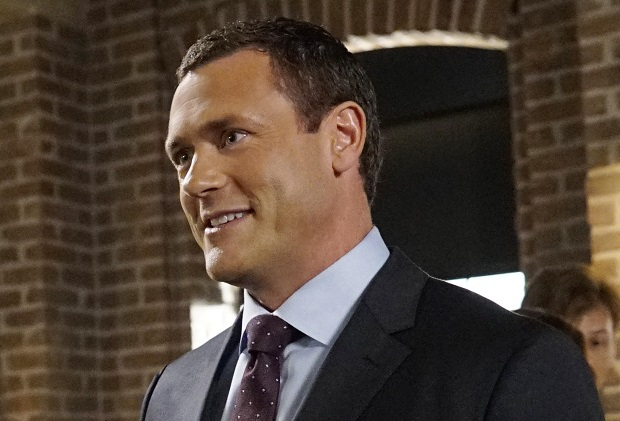 Agents of SHIELD - Season 4 - First Look at Jason O'Mara