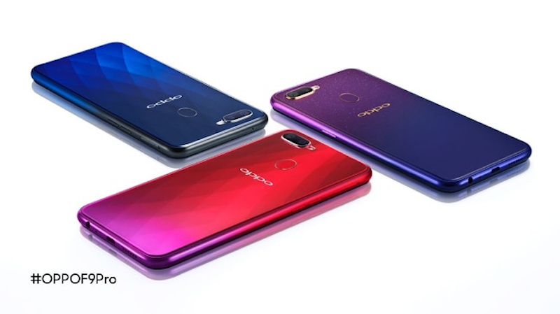 OPPO F9 will be unveiled on August 15!