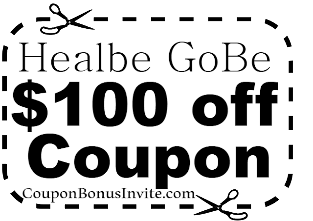 HealBe Go Be Coupon Codes, Promo Code & Discounts May, June, July, August, September, October, November 2017-2018