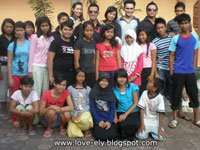 Orphanage children