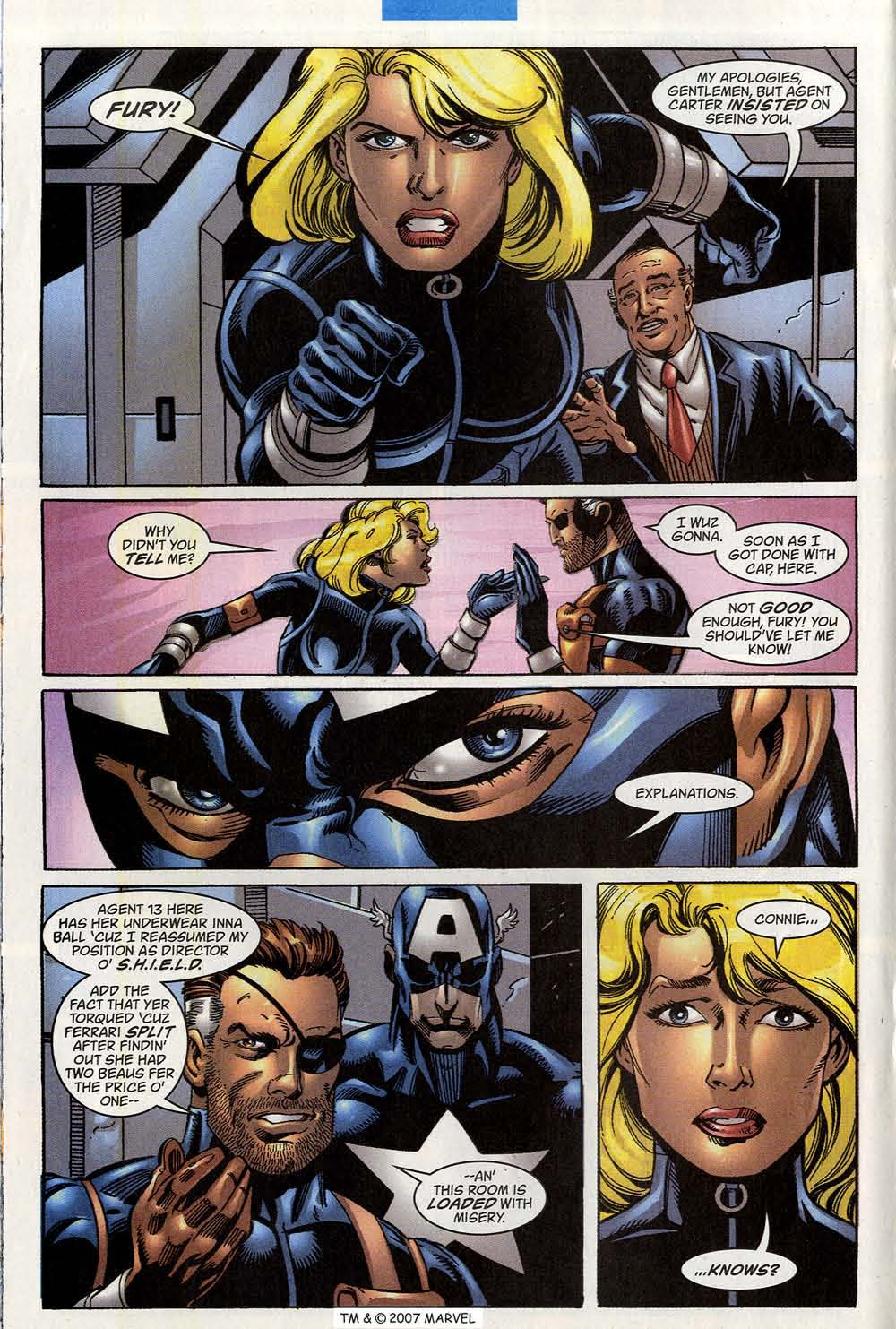 Captain America (1998) Issue #45 #52 - English 18