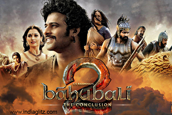 Baahubali 2: The Conclusion full HD1080p, 720p download