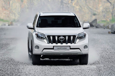 Toyota LandCruiser Prado Facelift 2018 Review, Specs, Price