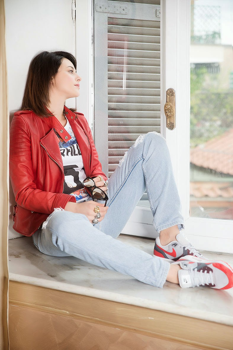 Look Like A Model: Outfit: come indossare Nike Air Max e