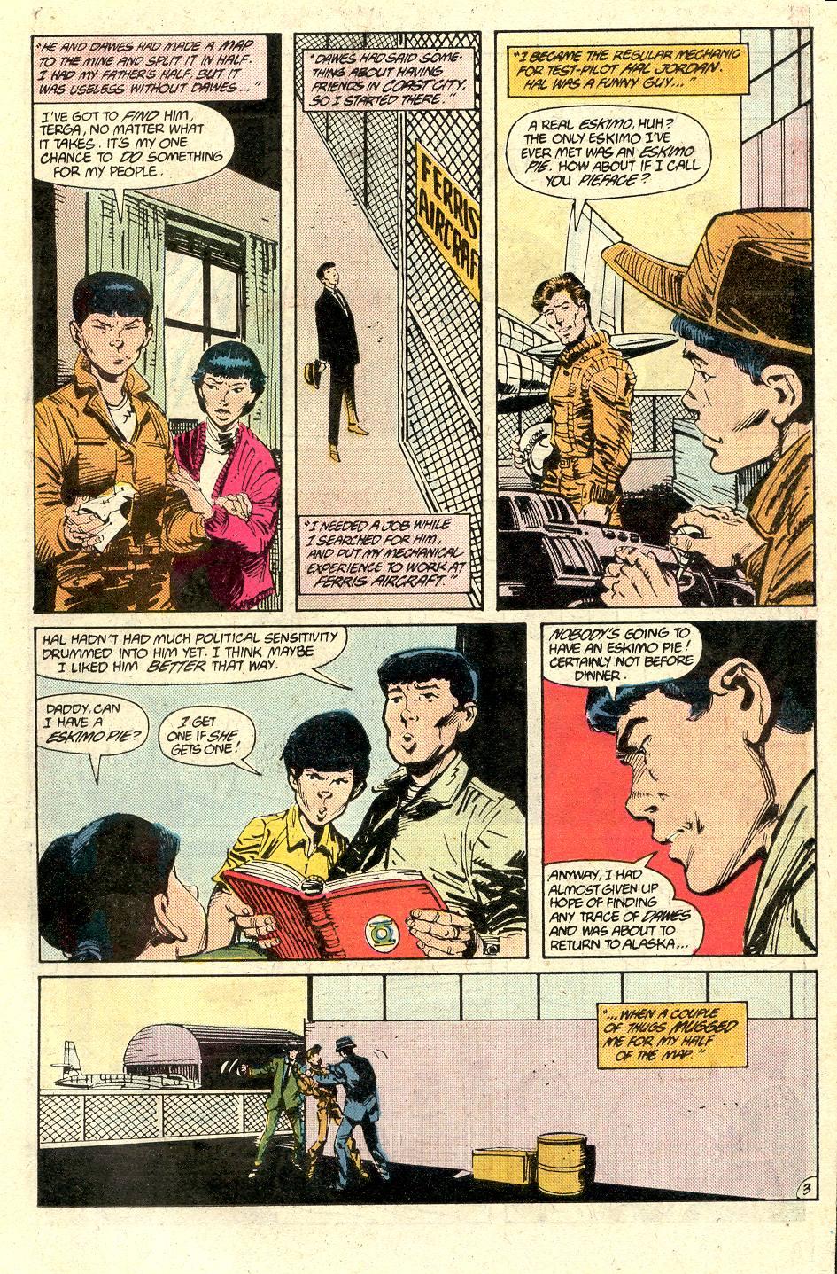 Read online Secret Origins (1986) comic -  Issue #36 - 22