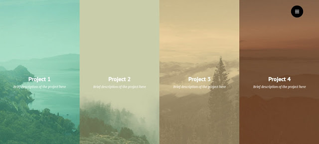 Simple tempalte webiste portfolio