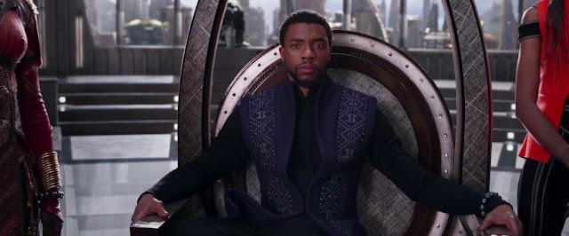 فيلم الفهد الأسود 2018 Black Panther يتخطى عتبة المليار دولار عالميا!