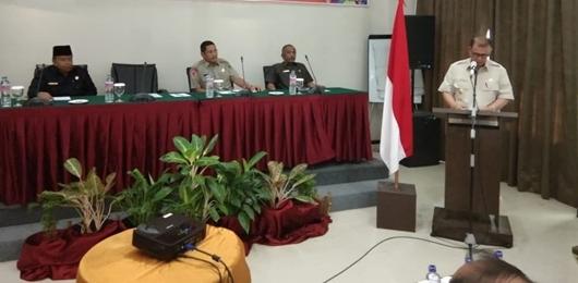 Wagub Nasrul Abit: Perlu Membangun Budaya Siaga Bencana di Sumbar