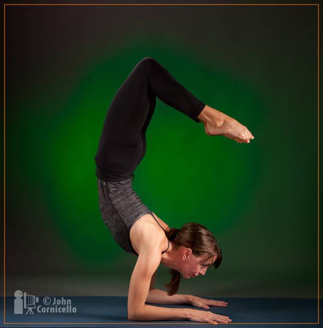 It Figures...: Alison Marra Yoga