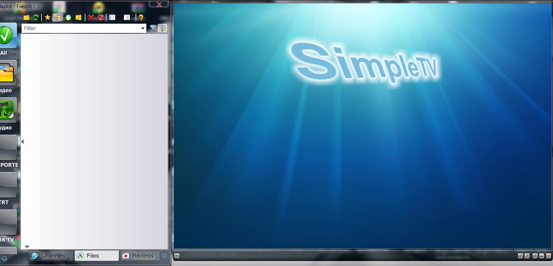 كيفيو وتحميل وتنصيب ال SIMPLE TV وطريقة وضع القنوات فيه وفي برنامج ال VLC