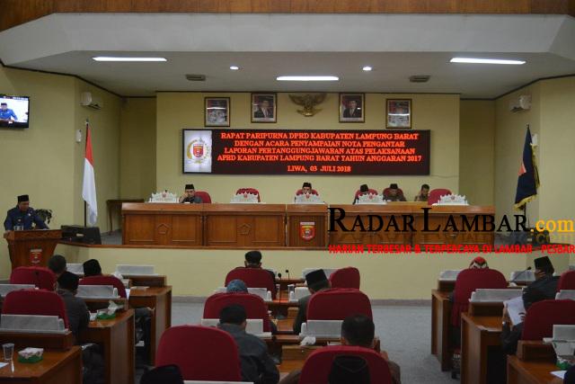 LKPD 2017, Belanja Daerah Naik Rp123 M