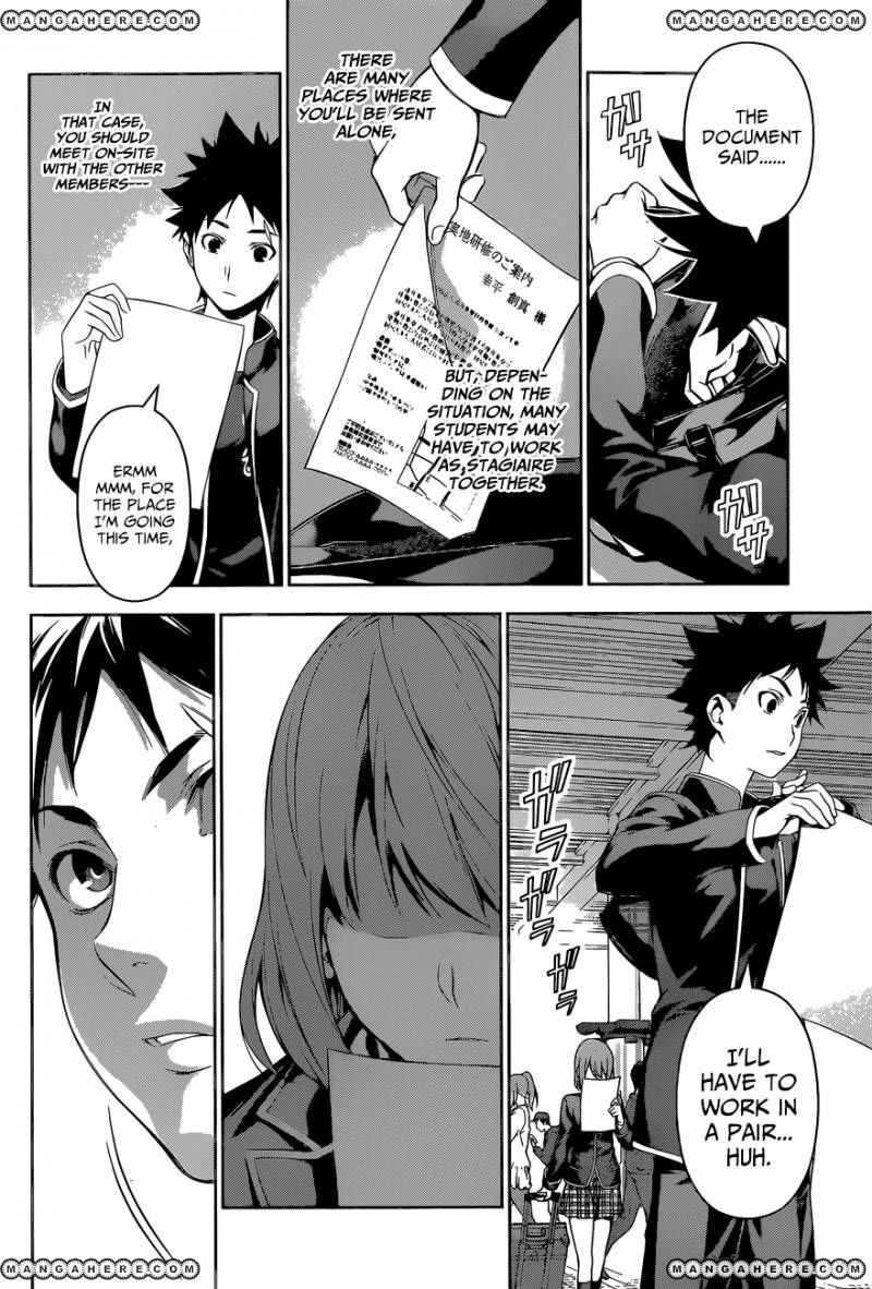 Shokugeki no Soma - Chapter 120