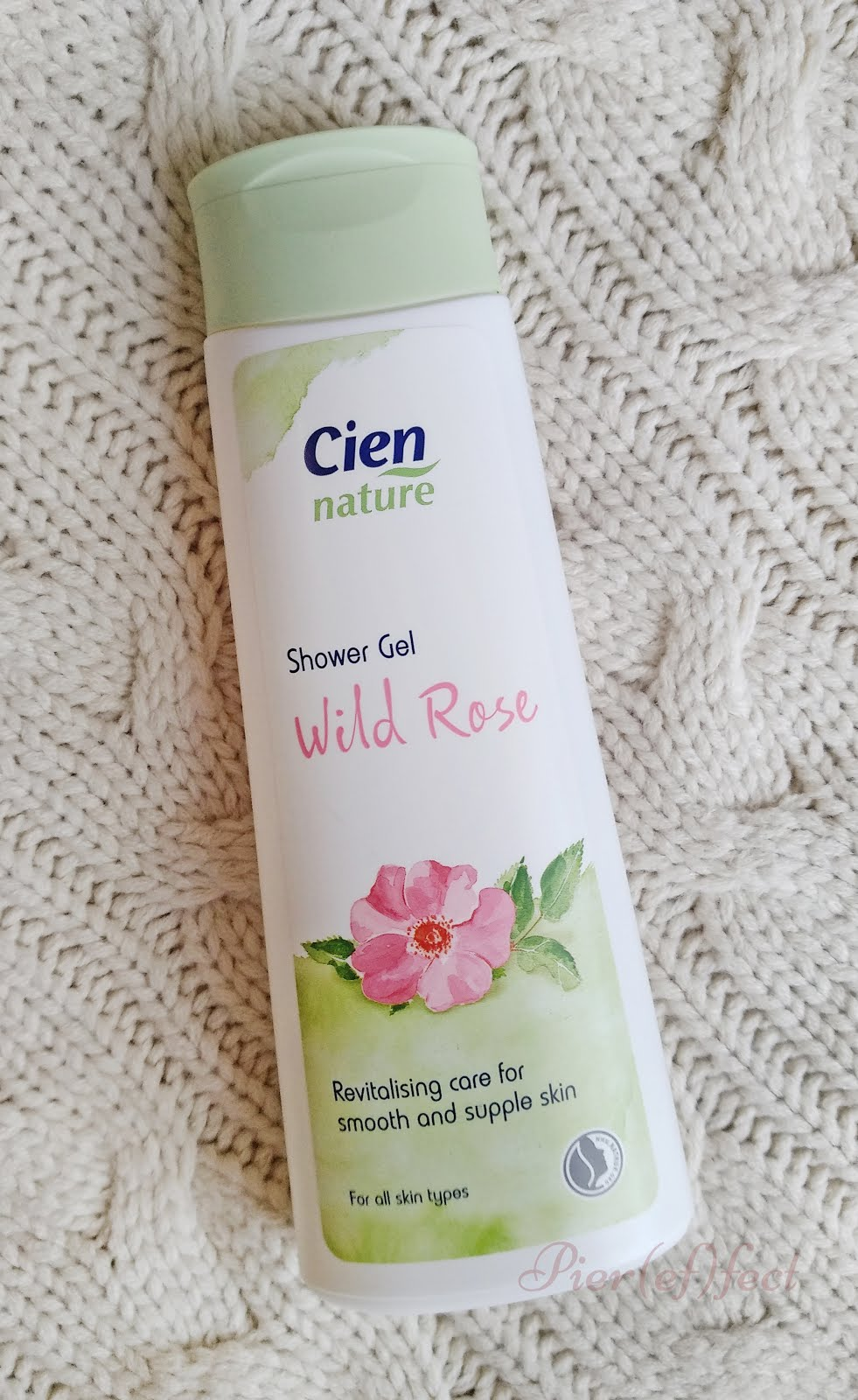 shower gel cien nature