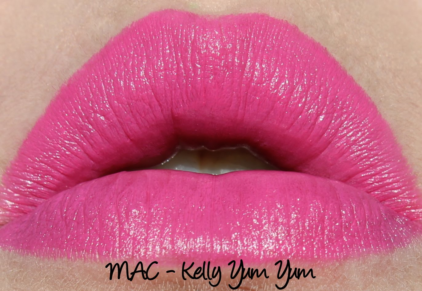 MAC Kelly Yum Yum Lipstick Swatch