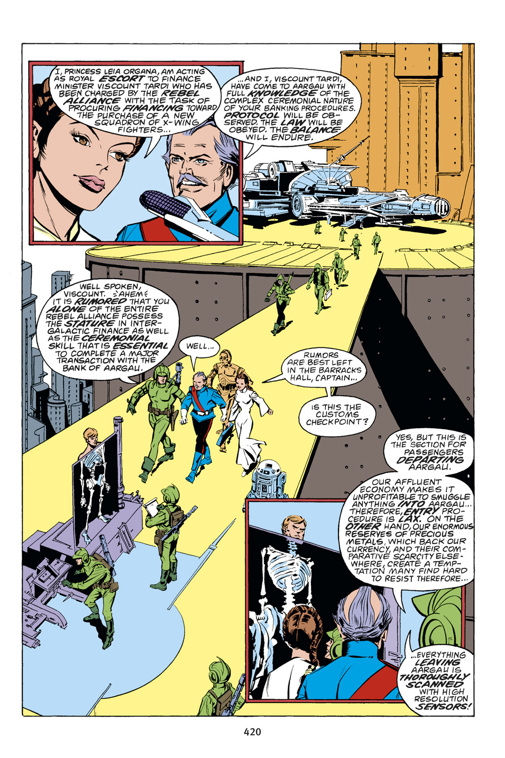 Read online Star Wars Omnibus comic -  Issue # Vol. 14 - 414