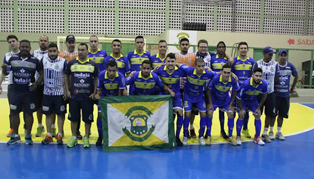 Horizonte goleia equipe do Piauí e avança no 'Nordestão' do Futsal.
