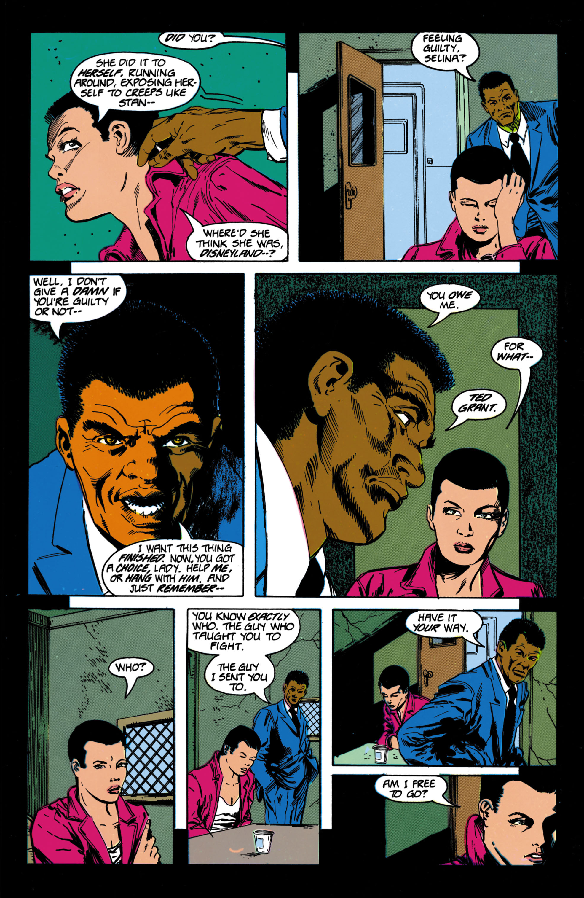 Catwoman (1989) Issue #3 #3 - English 14