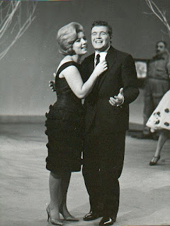 Sentieri with Wilma De Angelis at the 1960 Festival di San Remo