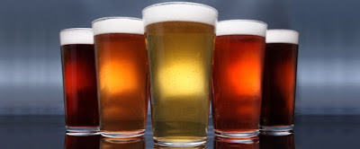 Image of pints of beer