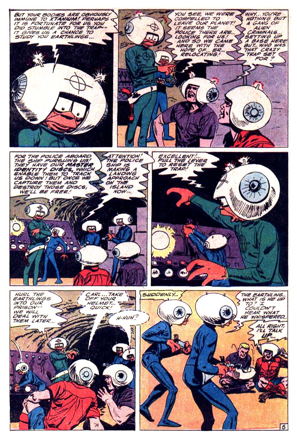 Strange Adventures (1950) issue 187 - Page 28