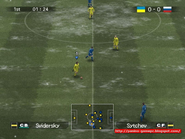Pro Evolution Soccer (PES) 2005 For Mediafire